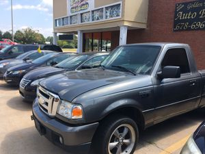 2007 Ford Ranger 5 speed manual transmission for Sale in Gainesville, GA