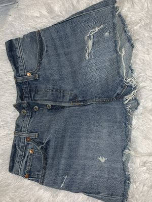 Levi's High Waisted Shorts for Sale in Mentone, CA