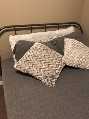 Queen sized bed frame - IKEA for Sale in Portland, OR