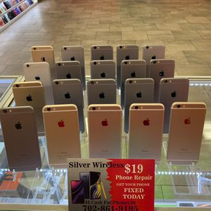 iPhone 6 only $149☎️☎️☎️ for Sale in Las Vegas, NV