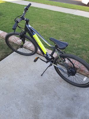 Brand new HYPER 36V electric assist E-ride mountain bike for Sale in Riverside, CA