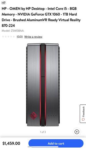 Omen Gaming PC for Sale in Wayne, NJ