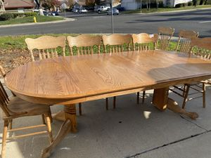 Dining Room Table for Sale in Yuba City, CA
