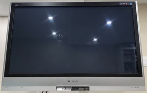 """50"""" Panasonic Plasma TV with Panasonic Home Theater System for Sale in Meadowbrook, PA"""