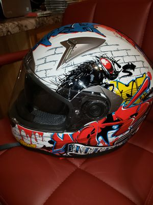 Graffiti motorcycle helmet size Large, never worn, no longer available anywhere. for Sale in Buckeye, AZ