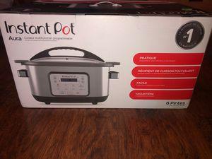 Instant Pot 6quart for Sale in Pomona, CA