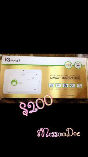 Iq Panel 2 (Security alarm/Cam) for Sale in Richmond, VA