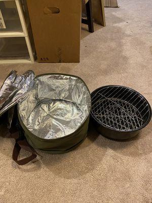 Portable grill cooler combo for Sale in Lorton, VA