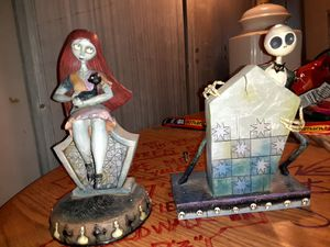 Nightmare Before Christmas Collectables for Sale in Wittmann, AZ