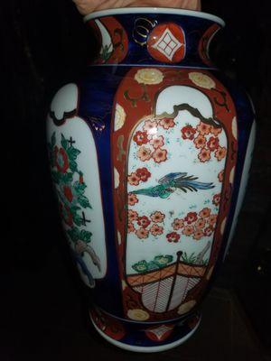 Vintage oriental vase for Sale in Great Neck, NY
