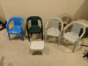 Kids chairs for Sale in Toms River, NJ