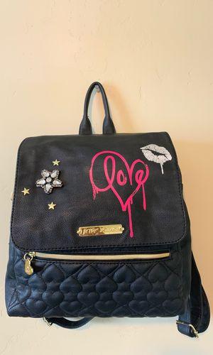 Betsey Johnson backpack for Sale in South Jordan, UT
