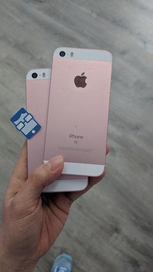 Unlocked Apple iPhone SE for Sale in Seattle, WA