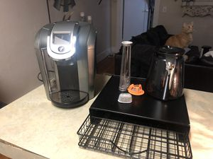 Like new- Keurig 2.0 with all accessories! for Sale in Centralia, WA