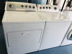 Whirlpool Washer And Gas Dryer Set Financing Available for Sale in National City, CA