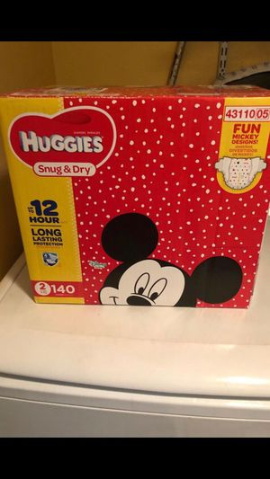 Huggies Size 2 for Sale in Chino, CA