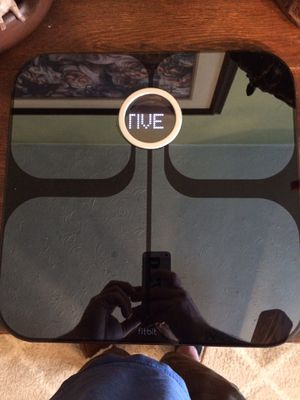 Fitbit Aria scale for Sale in Brentwood, PA