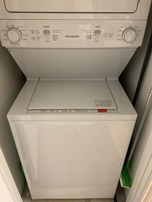 Stackable washer and dryer for Sale in Taylor Lake Village, TX