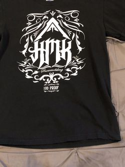 HMK Snowmobile T-shirt, Size Small Excellent Condition for Sale in Bow,  WA