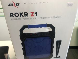 Rokr Z1 blue tooth speaker for Sale in Quincy, IL