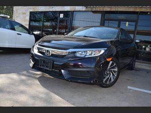 2016 Honda Civic Sedan for Sale in Dallas, TX