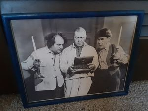 Three Stooges Framed Posters for Sale in Peoria, IL