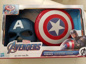 Captain America - Armour Set for Sale in Las Vegas, NV