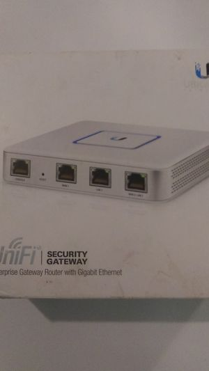 Wifi Security Gateway for Sale in Wichita, KS