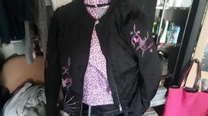 Joe rocket motorcycle jacket sz xs for girl for Sale in Lynn, MA