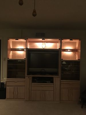 Entertainment Center for Sale in San Jose, CA
