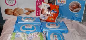 Pampers & Wipes for Sale in Dallas, TX