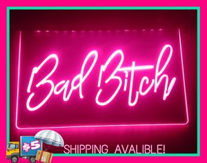 """💄NEW 3D BARBIE (+OTHERS ) 8x 12"""" LED SIGN💄SHECAVE. OFFICE. SALON. BAR. NIGHT LIGHT💄 for Sale in Ontario, CA"""