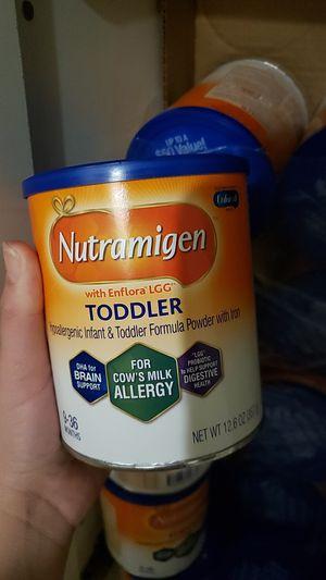 Nutramigen toddler 15 OBO for Sale in Pembroke Pines, FL