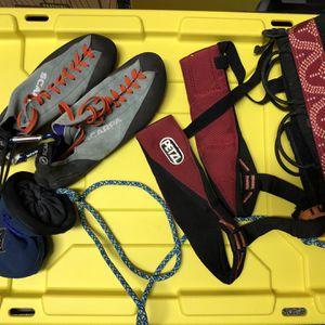 🧗🏼♂️ Rock Climbing Gear  for Sale in Menifee, CA