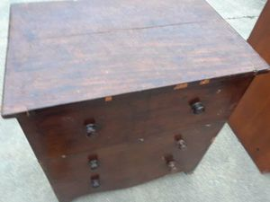 ( Rare ) Antique Dresser And Table And Toilet for Sale in Greer, SC
