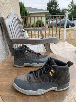 Air Jordan 12 grey size 13 for Sale in Fremont, CA