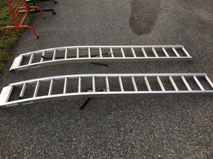 Lawnmower ramps for Sale in Glade Hill, VA