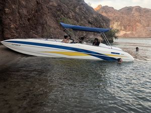 Conquest deck boat new 496 ho new bravo drive for Sale in Etiwanda, CA