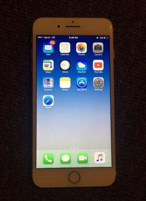 iPhone 7 Rose Gold Sprint BLACKLISTED for Sale in Fort McDowell, AZ