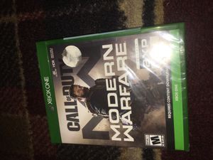 Call of Duty - MODERN WARFARE - XBOX ONE video game - BRAND NEW for Sale in Stockton, CA