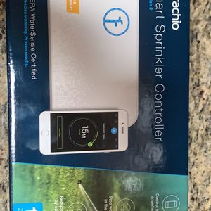 16 Zone Rachio Sprinkler Controller Wifi for Sale in Midland, TX