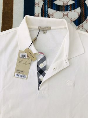Perfect gift or gift for yourself for half the price!! Burberry Polo Shirt for Sale in Los Angeles, CA