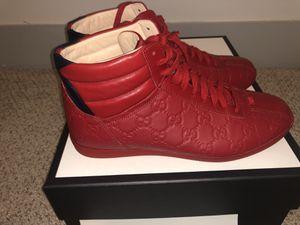 Gucci guccisima high top sneakers for Sale in Dallas, TX
