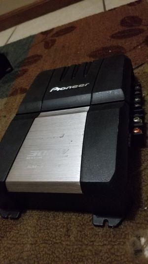Pioneer amplifier for Sale in Wichita, KS