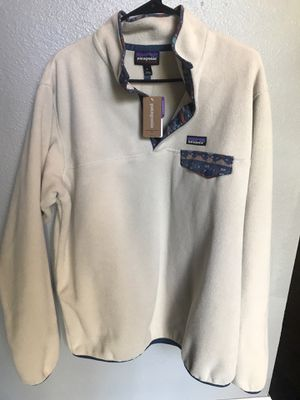 Women's XL Patagonia Synchilla snap fleece for Sale in Puyallup, WA
