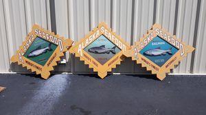 LARGE NAUTICAL RESTAURANT ART#6 for Sale in Virginia Beach, VA