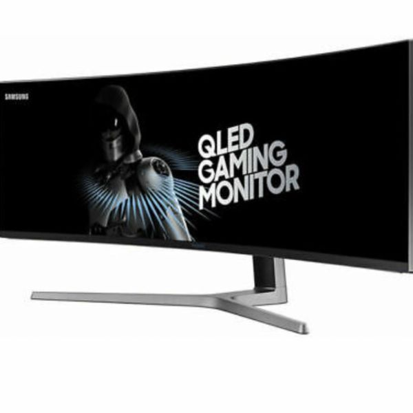 "Brand New Seal* SAMSUNG 49"" 3840x1080 144Hz 1ms FREESYNC MONITOR LC49HG90DMNXZA"