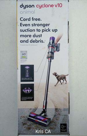 Dyson cyclone v10 cordless vacuum for Sale in City of Industry, CA