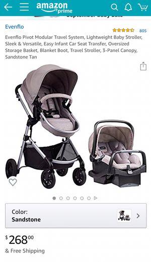 Evenflo modular travel system stroller only for Sale in Chesapeake, VA