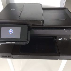 HP Photosmart 7525 Printer Wifi Remote Printing From App for Sale in Miami, FL